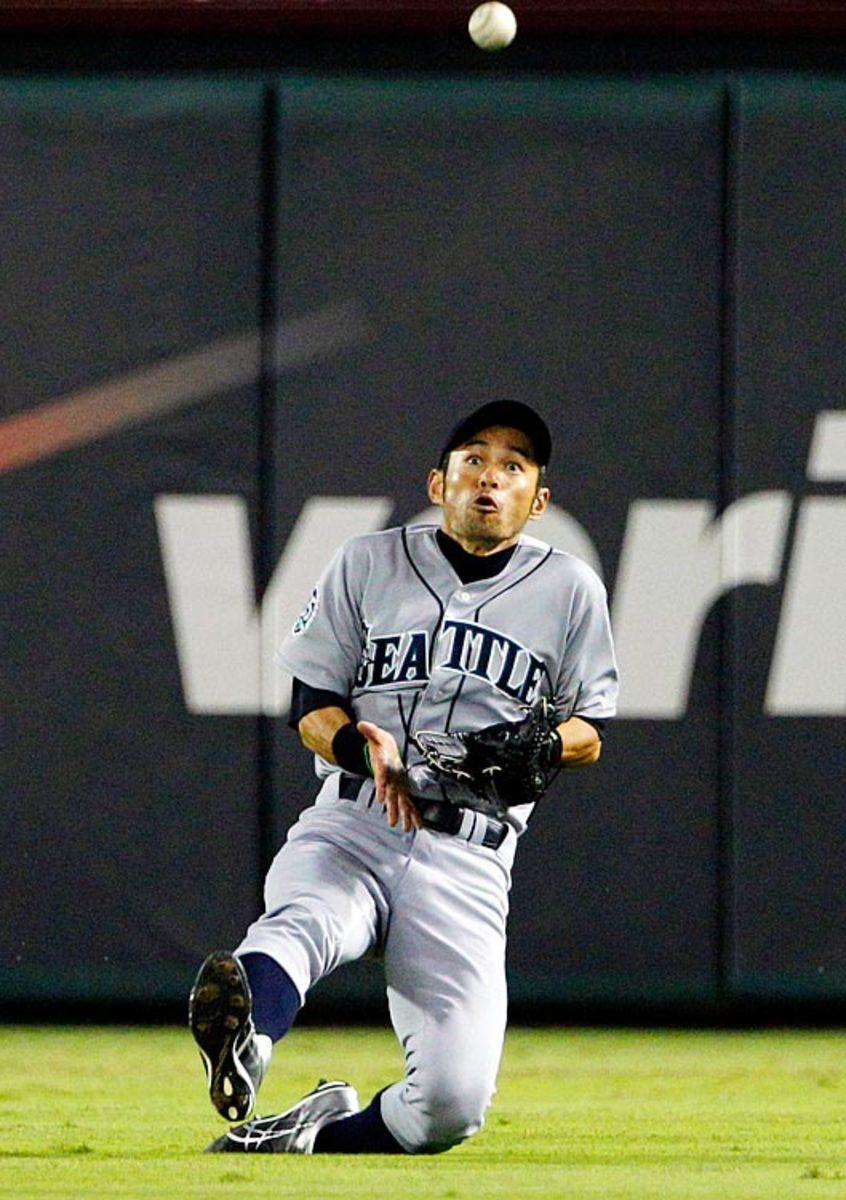 Ichiro Suzuki (3.4%)