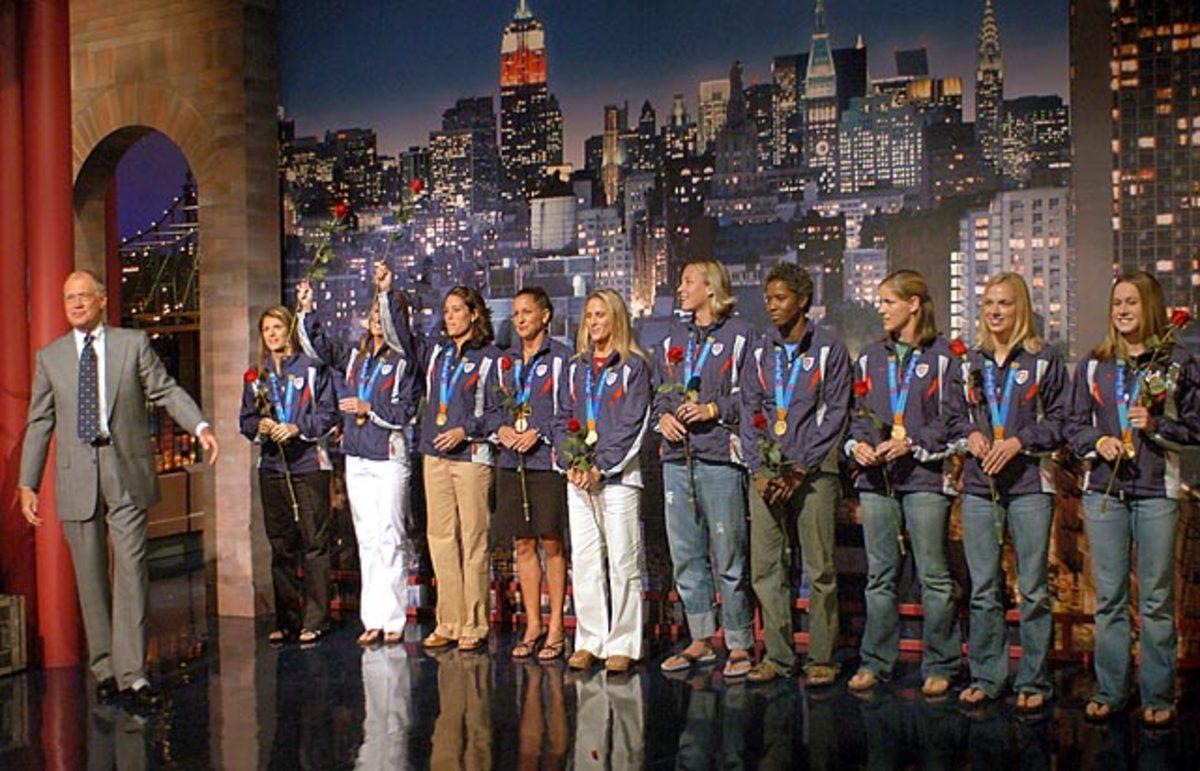 U.S. Women's Olympic Soccer Team