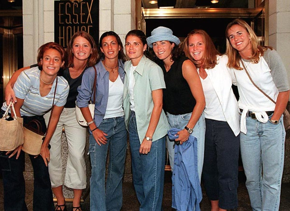 U.S. Women's Soccer Team