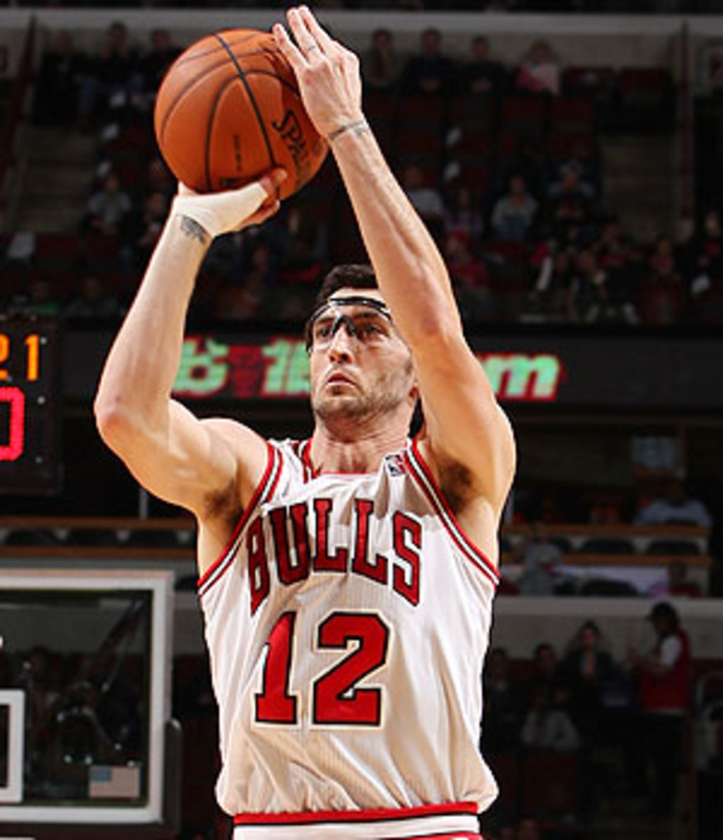 Kirk Hinrich to sign with Chicago Bulls - Sports Illustrated