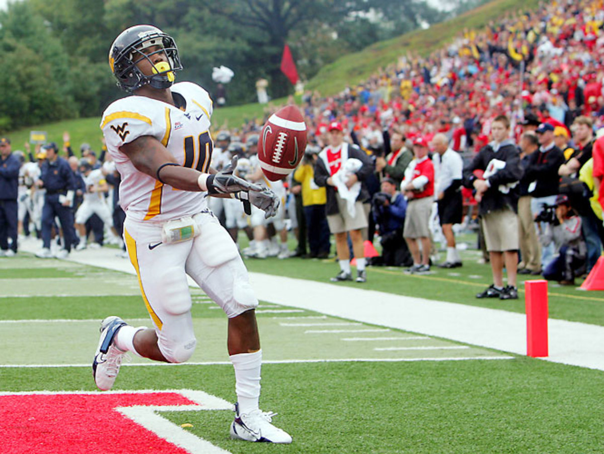 No. 6 West Virginia 31, No. 25 Rutgers 3