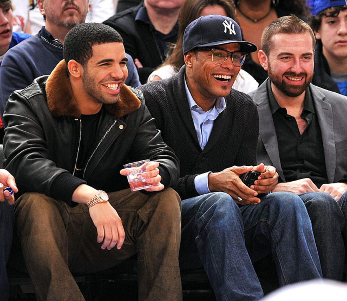 Drake and Maxwell