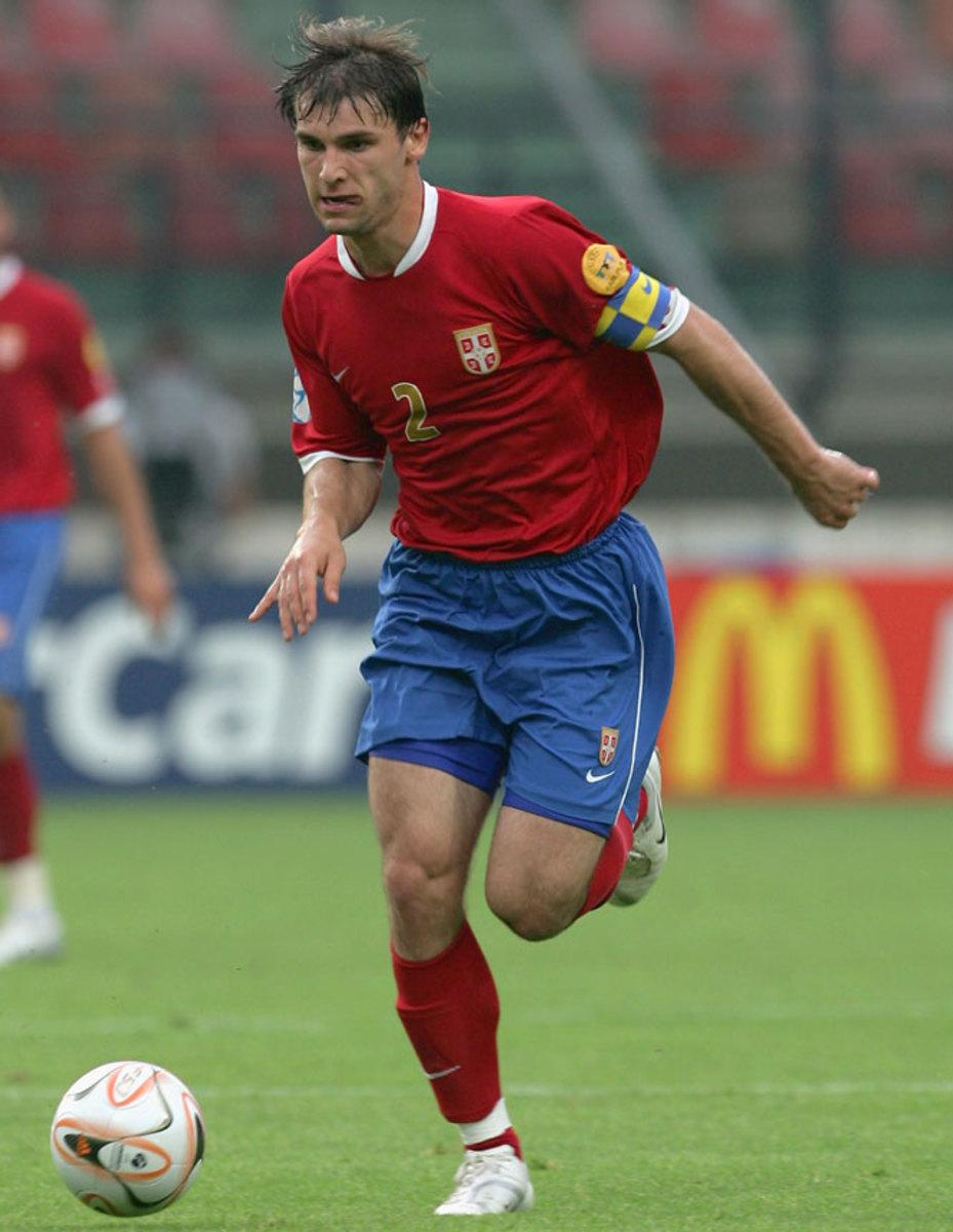 Branislav Ivanović | Serbia