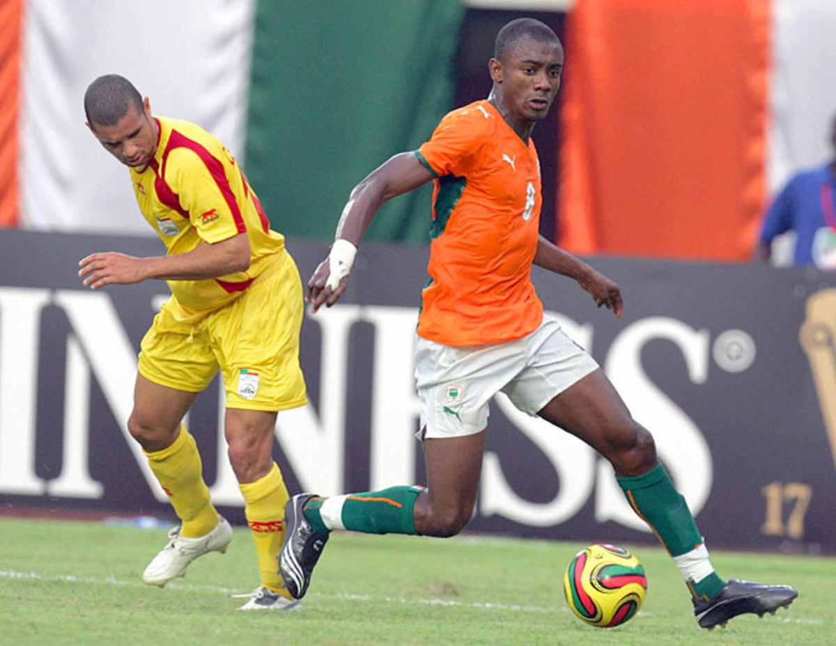 Salomon Kalou | Côte d'Ivoire