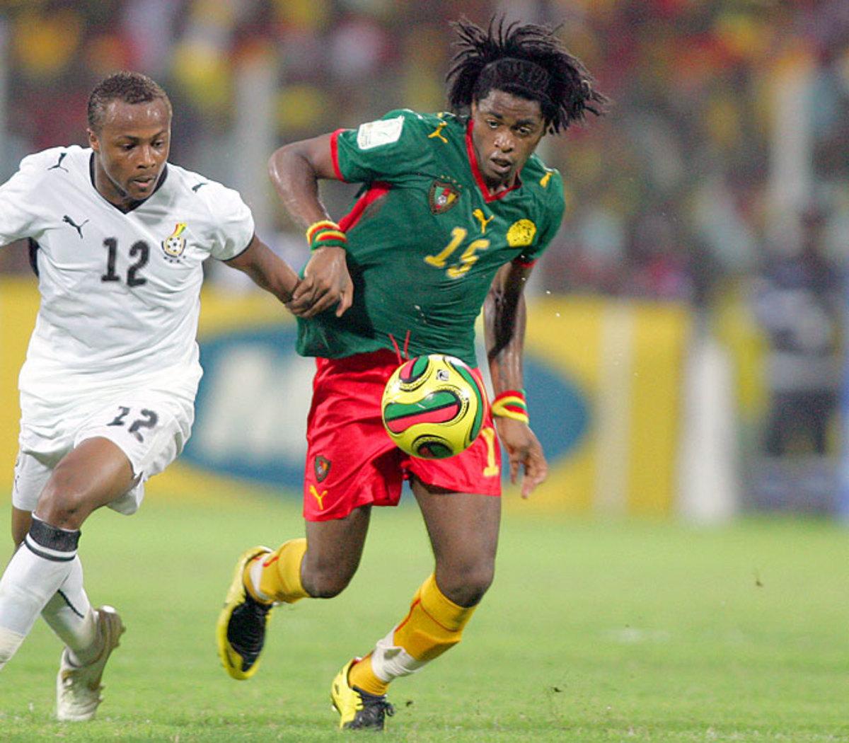 Alexandre Song | Cameroon