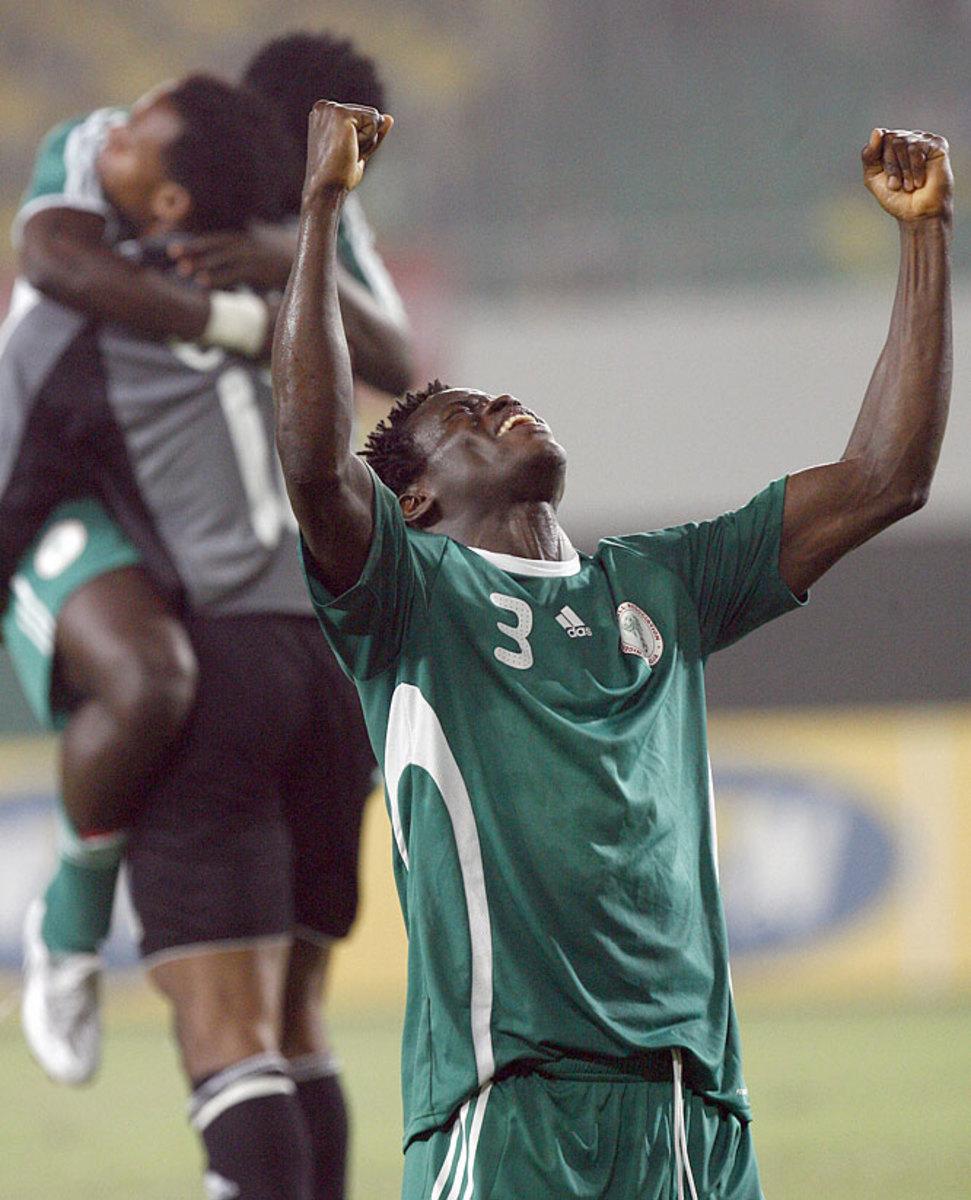 Taye Taiwo | Nigeria