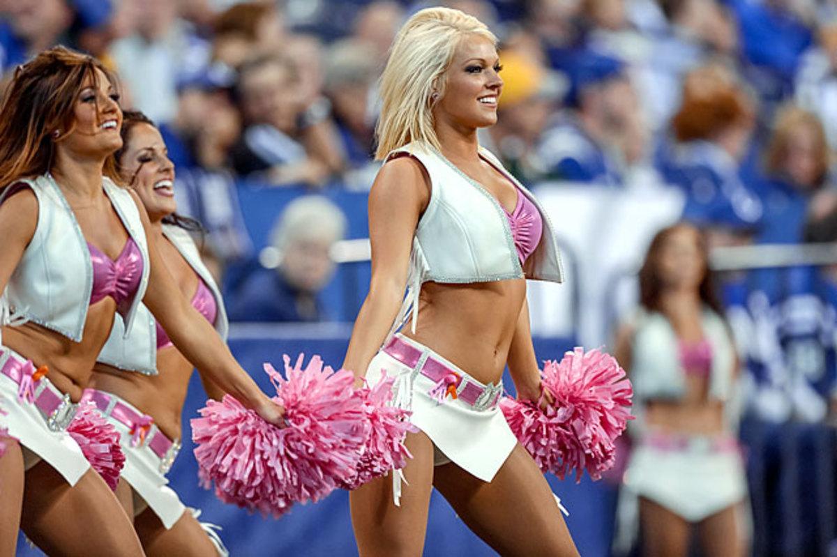 Nfl cheerleaders non