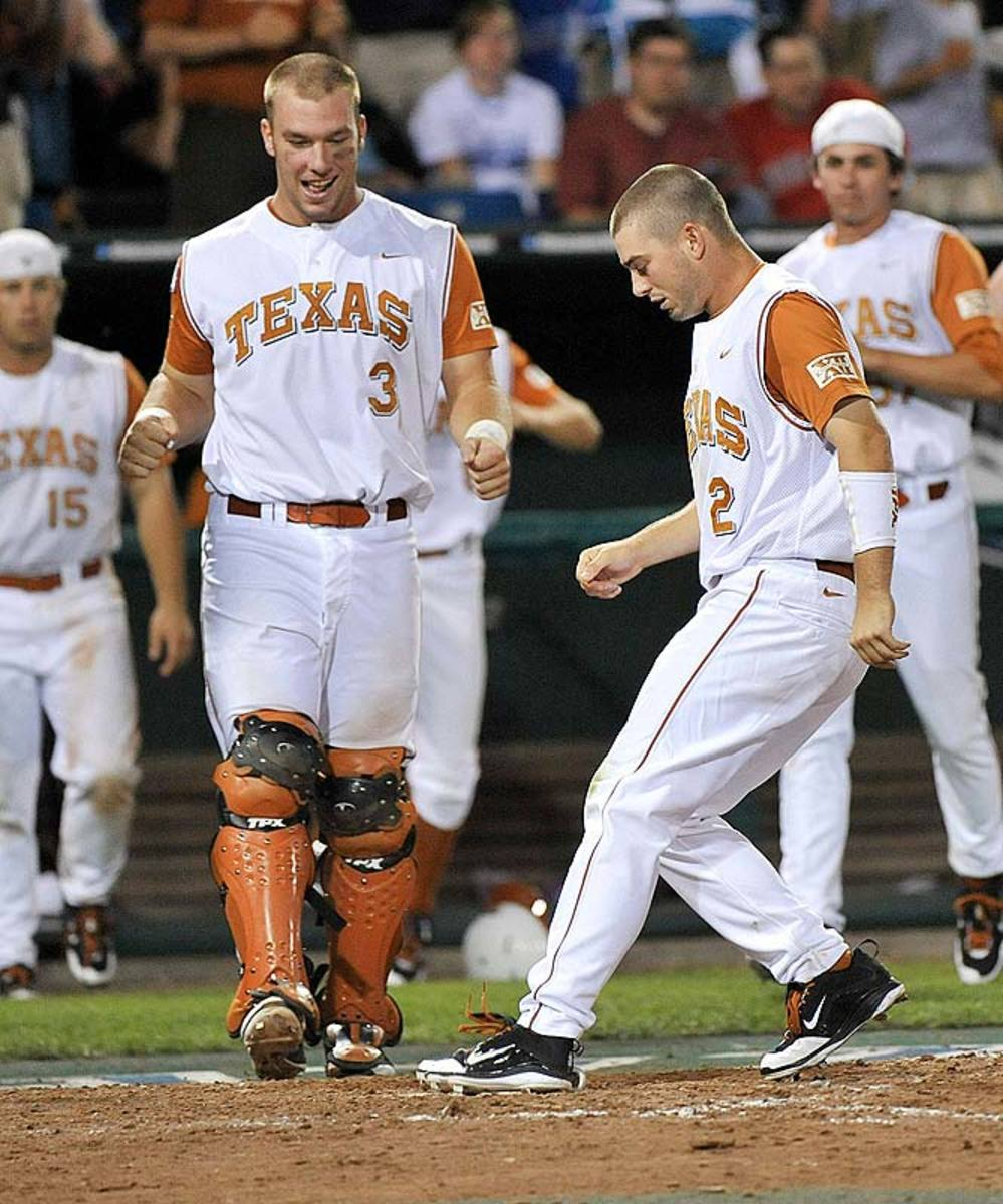 Texas 7, Southern Mississippi 6