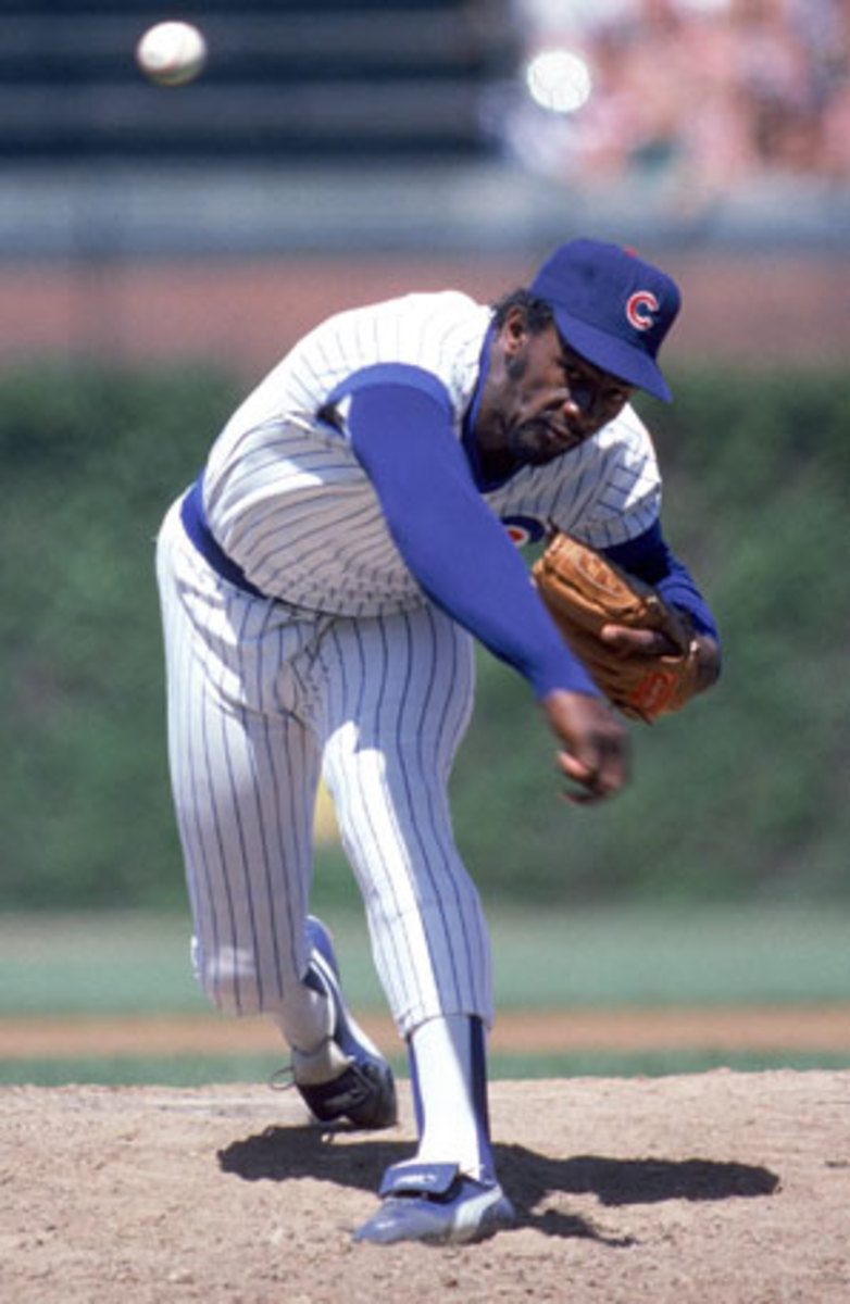 Lee Smith retired as the career saves leader and has since fallen to third on that list. (Getty Images)