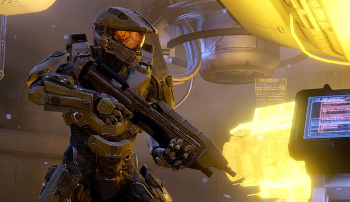 Sneak Peek: Halo 4