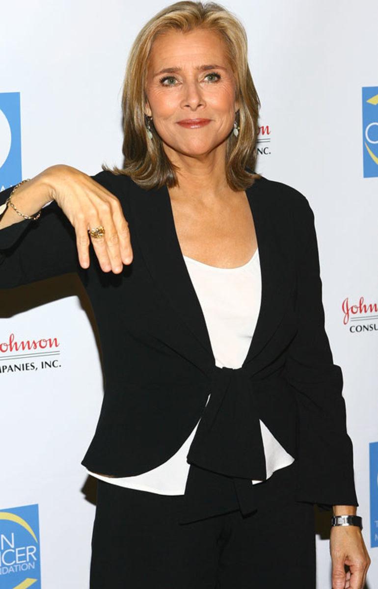 Meredith Vieira, co-anchor, NBC's Today show