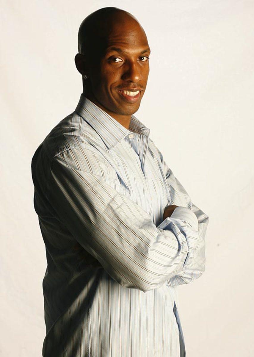 Chauncey Billups, Pistons guard