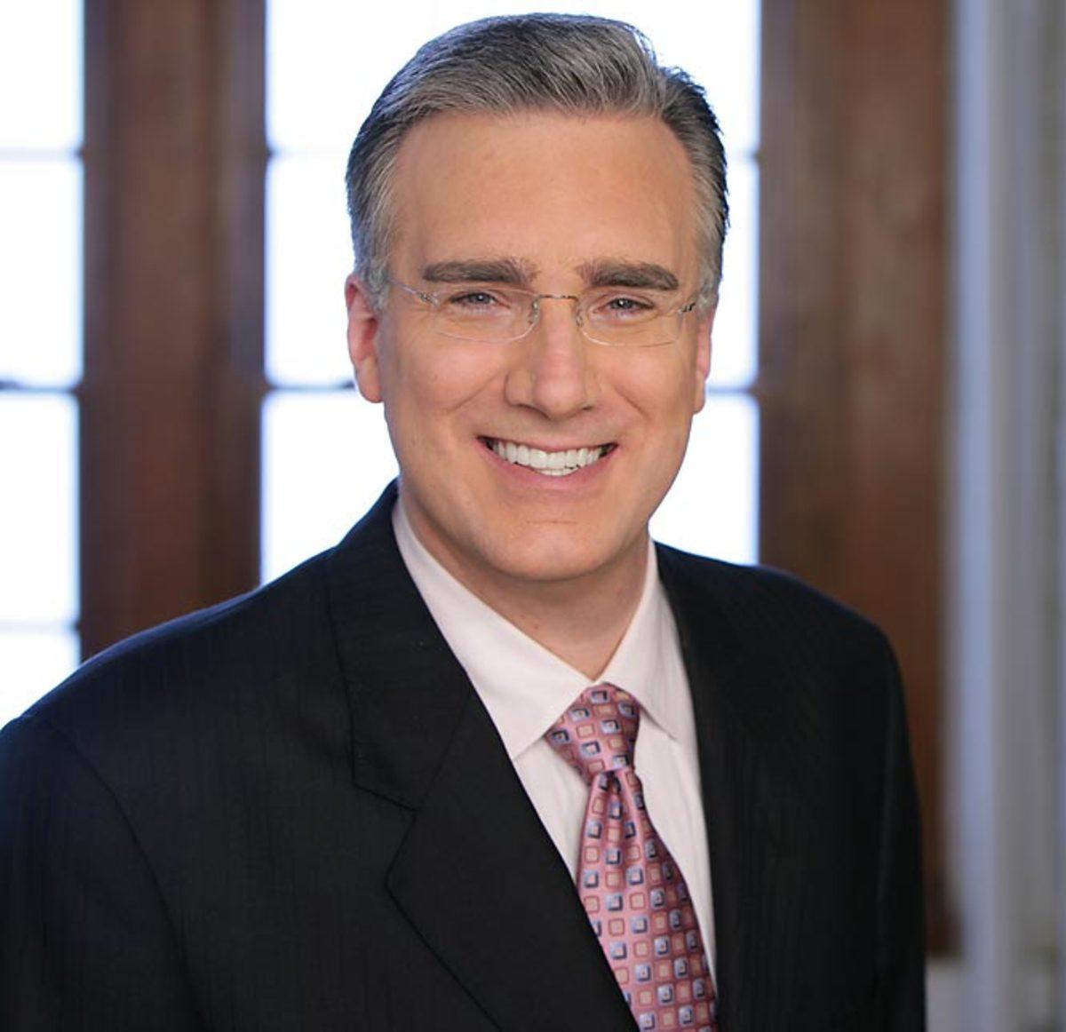 Keith Olbermann, MSNBC