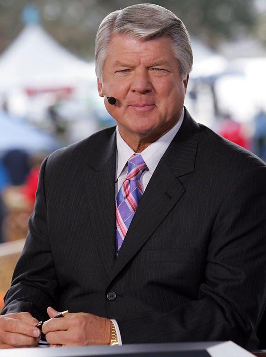 Jimmy Johnson, Fox Sports analyst
