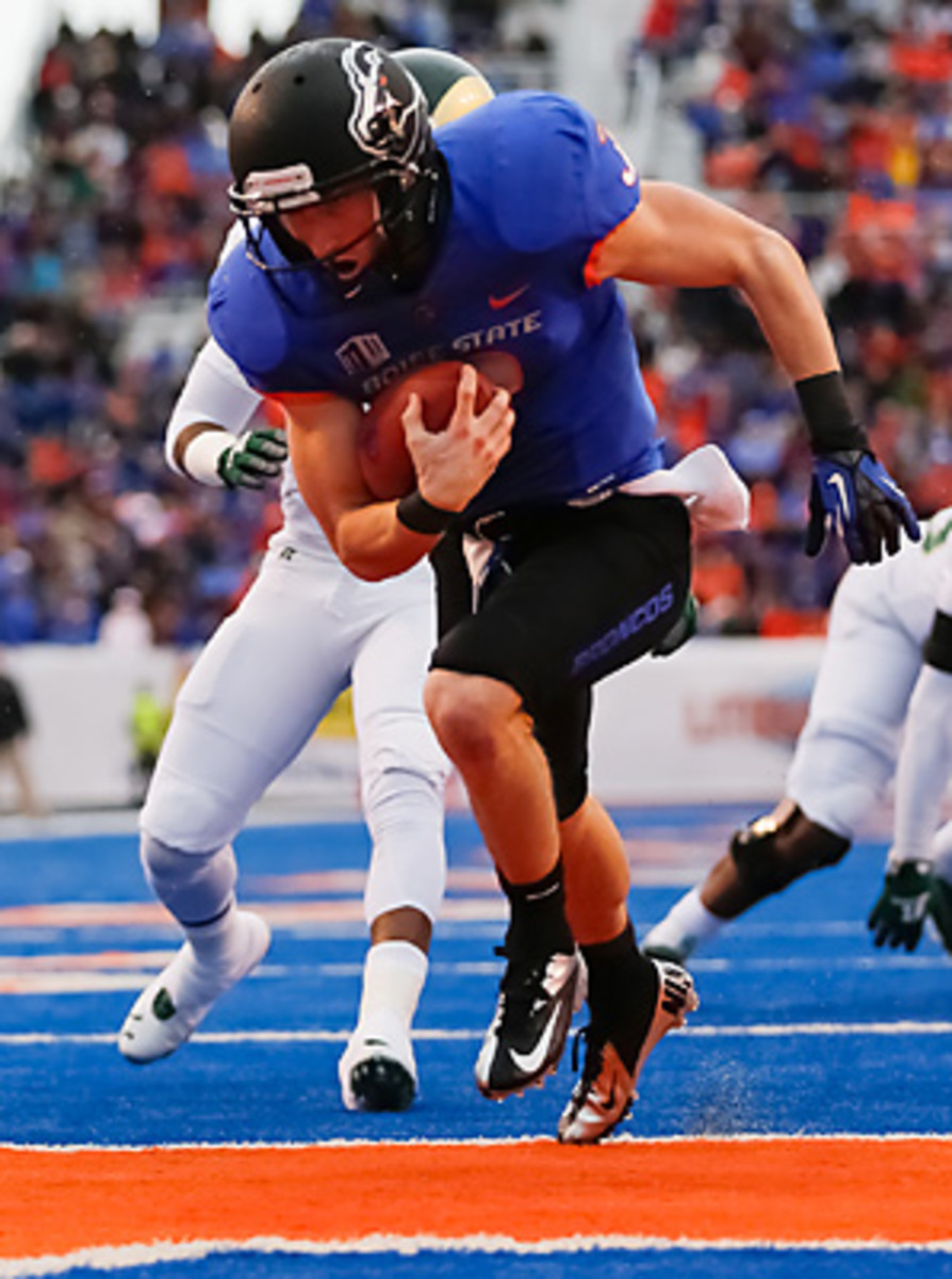 With the uncertainty of Big East football, it appears Boise State will back out of its Big East commitment.