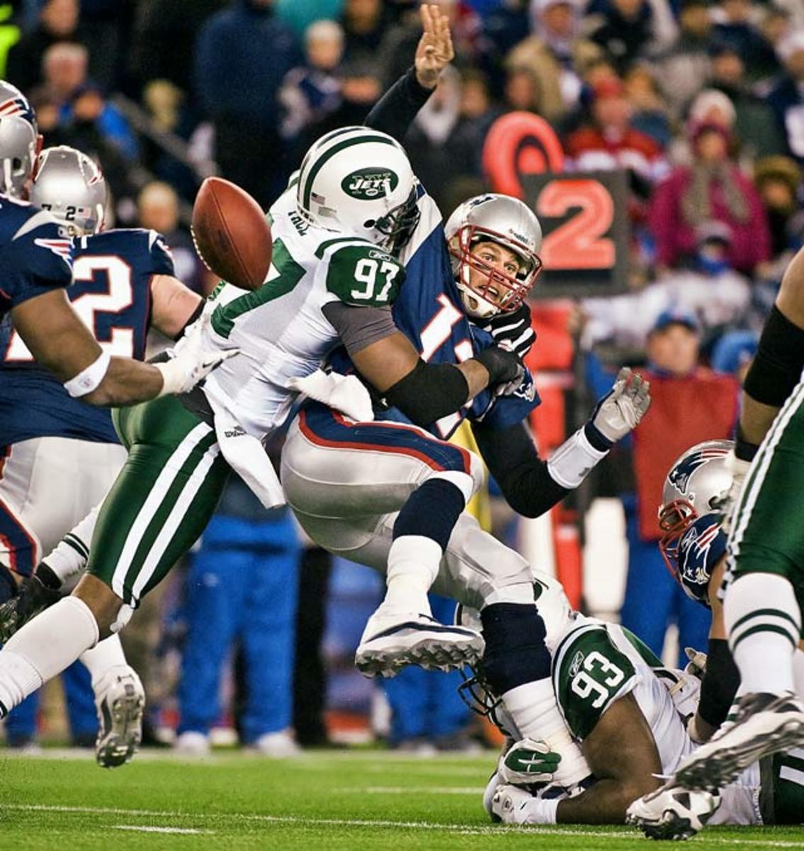 2010 New England Patriots (14-2)