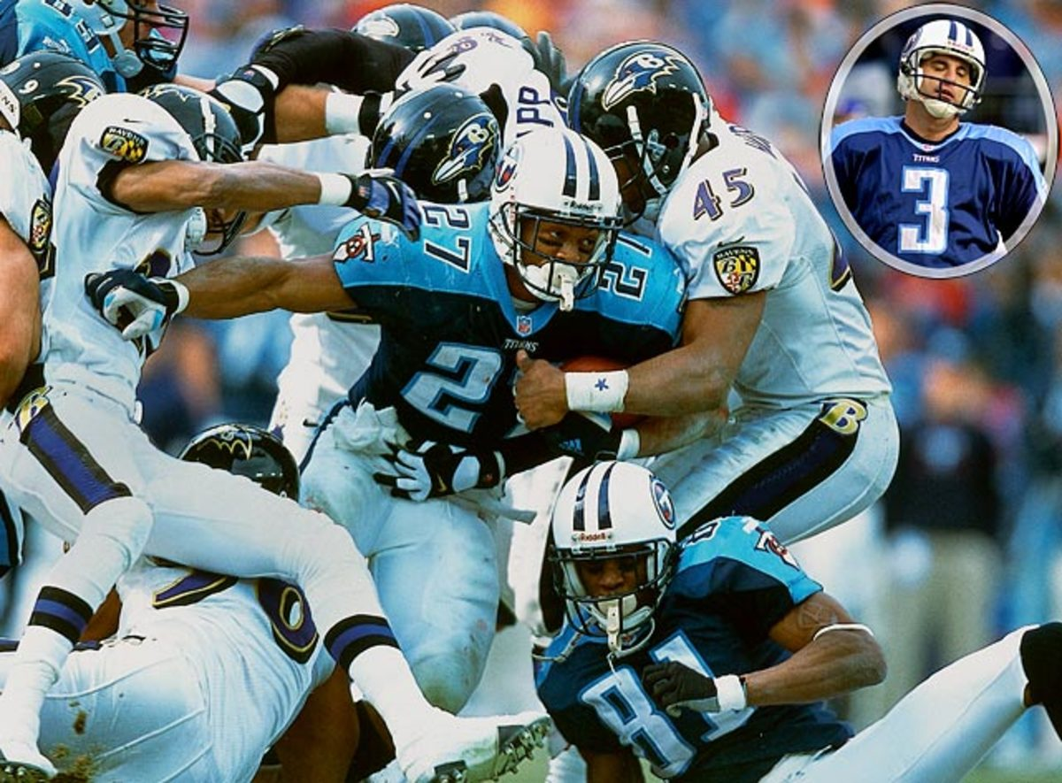 2000 Tennessee Titans (13-3)