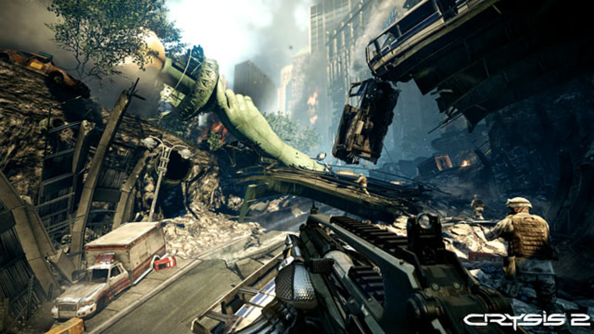 Hands-on: Crysis 2