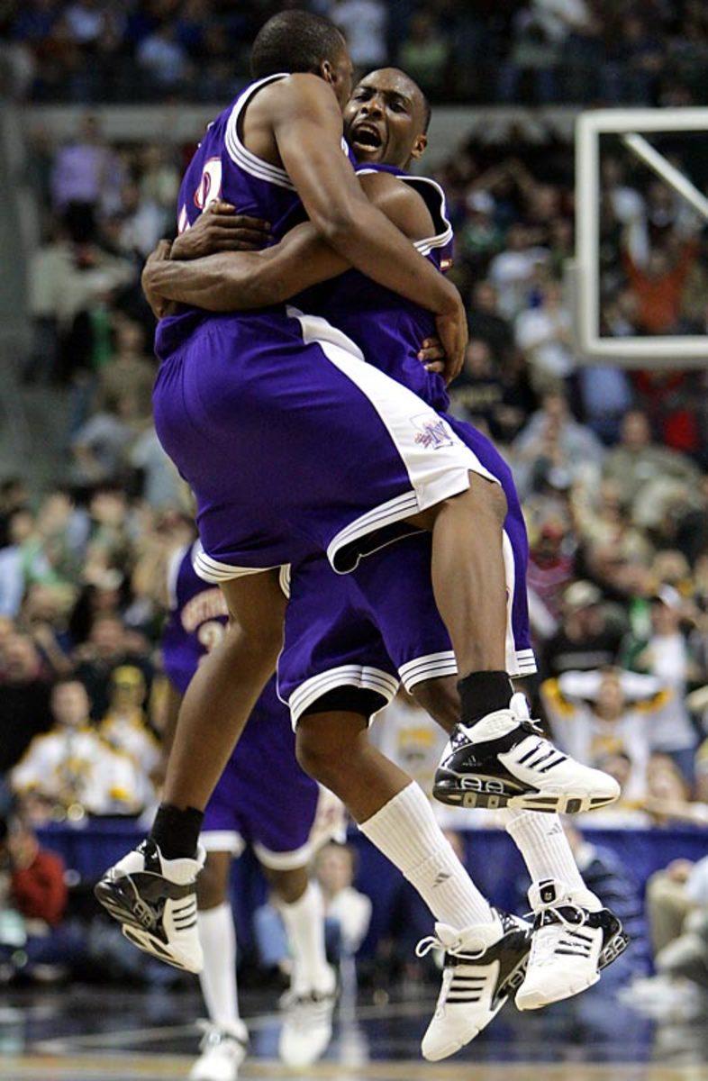 Northwestern State 64, Iowa 63   2006 NCAA first round