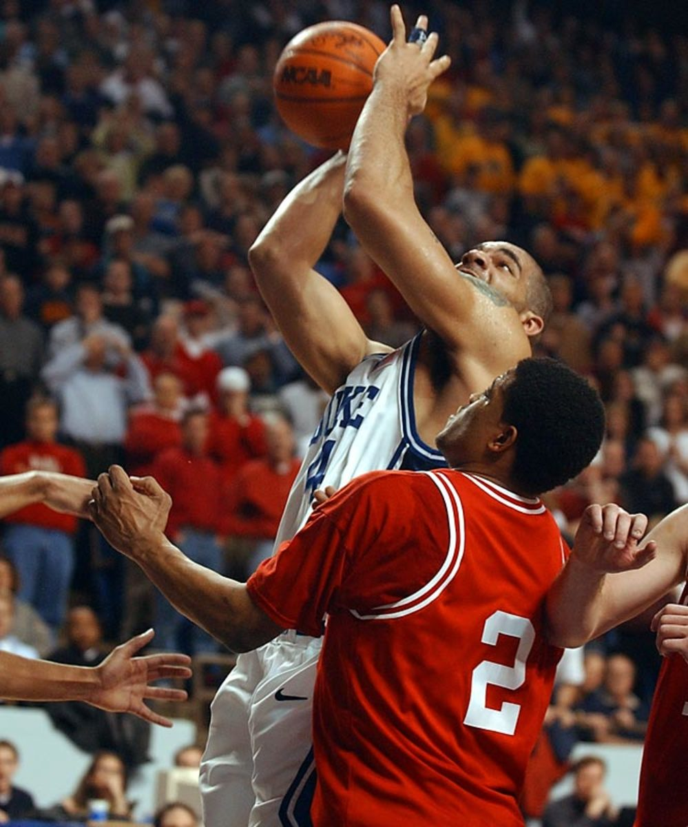 Indiana 74, Duke 73   2002 NCAA regional semifinal