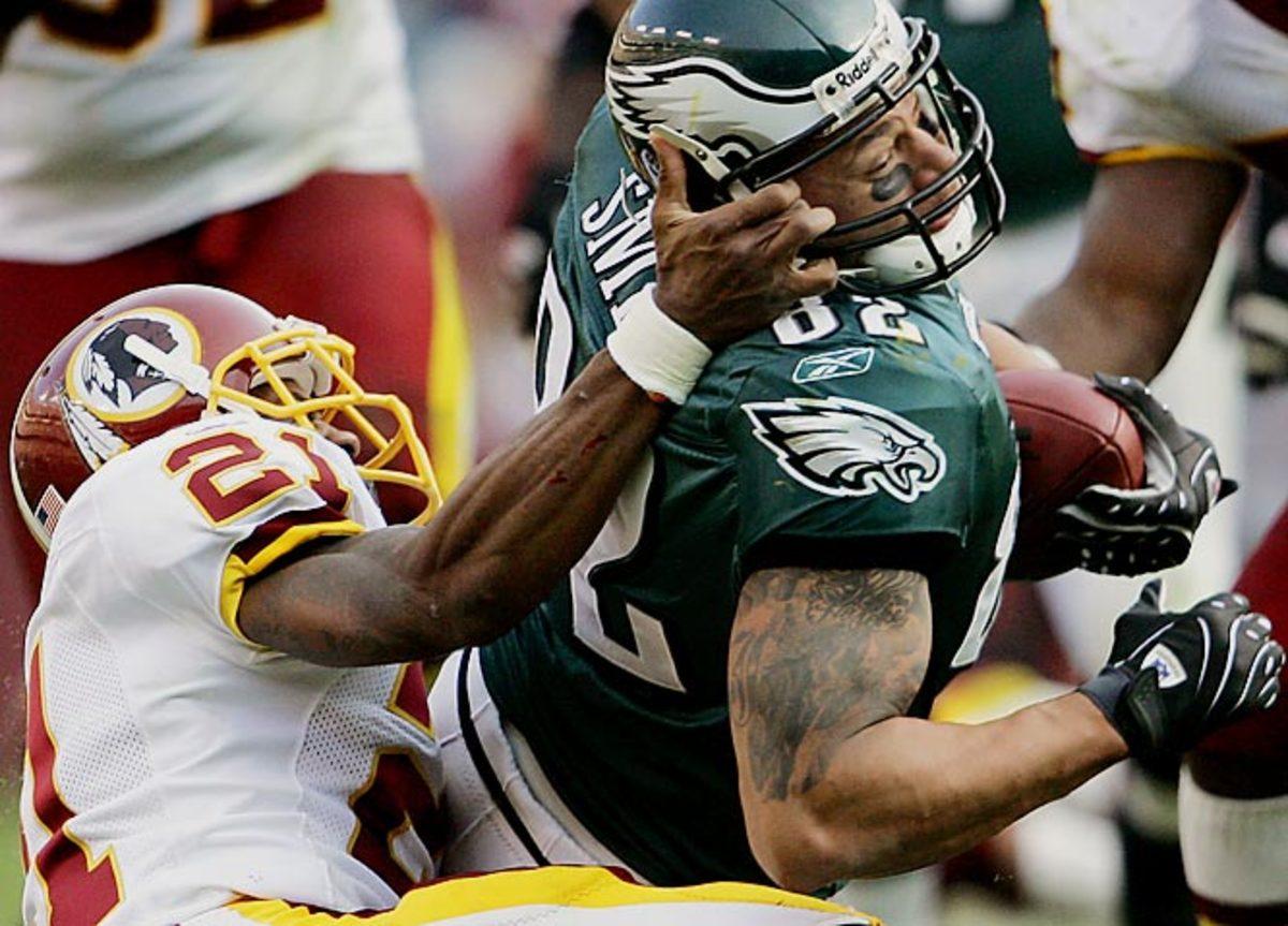 Eagles 33, Redskins 25