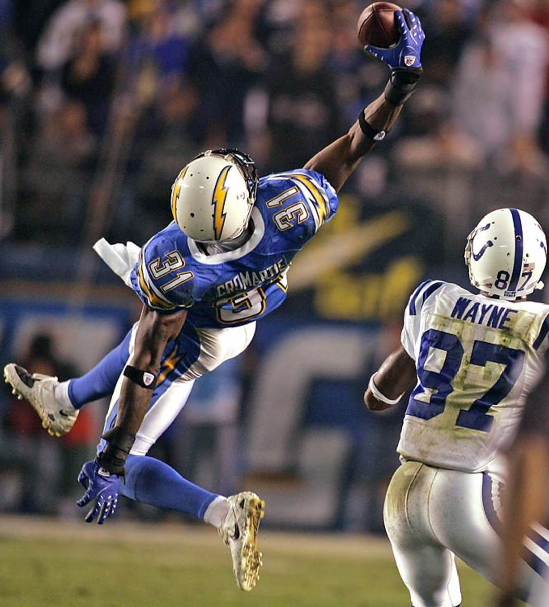 Chargers 23, Colts 21