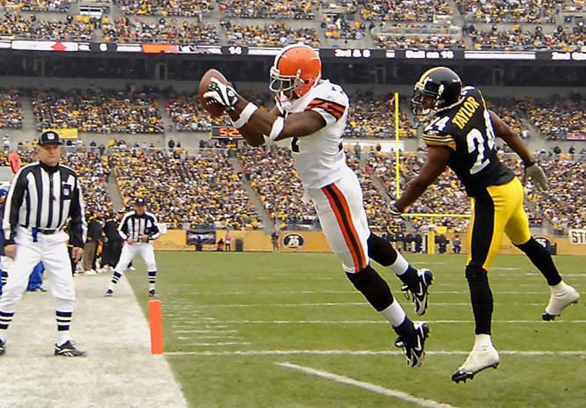 Steelers 31, Browns 28