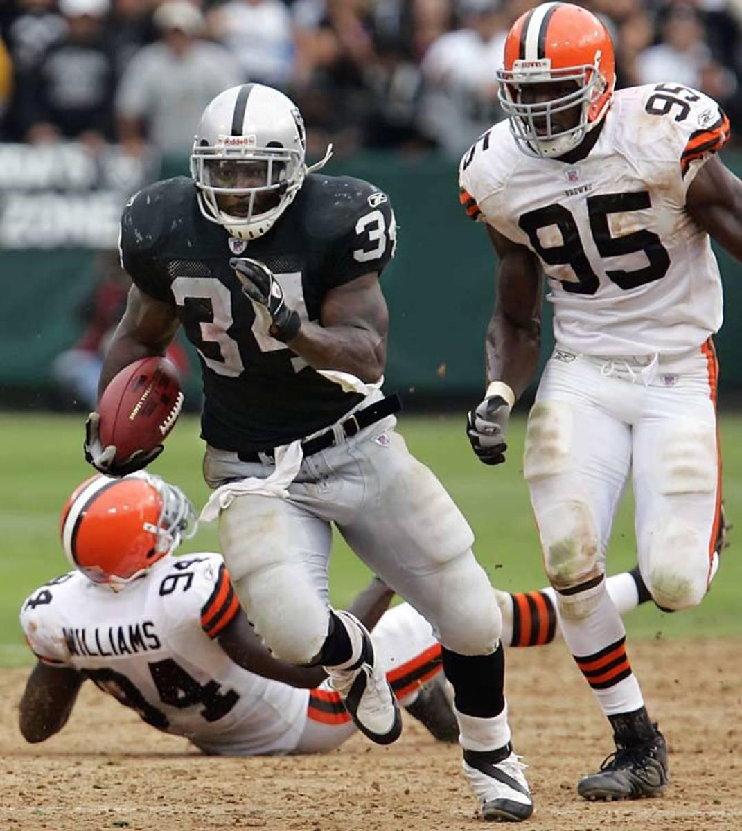 Raiders 26, Browns 24