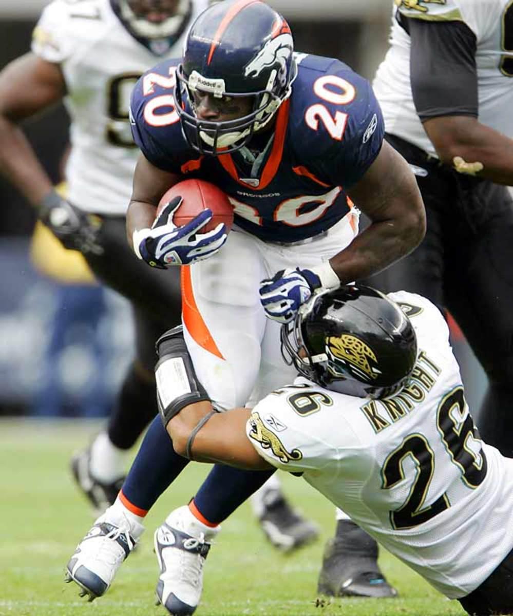 Jaguars 23, Broncos 14