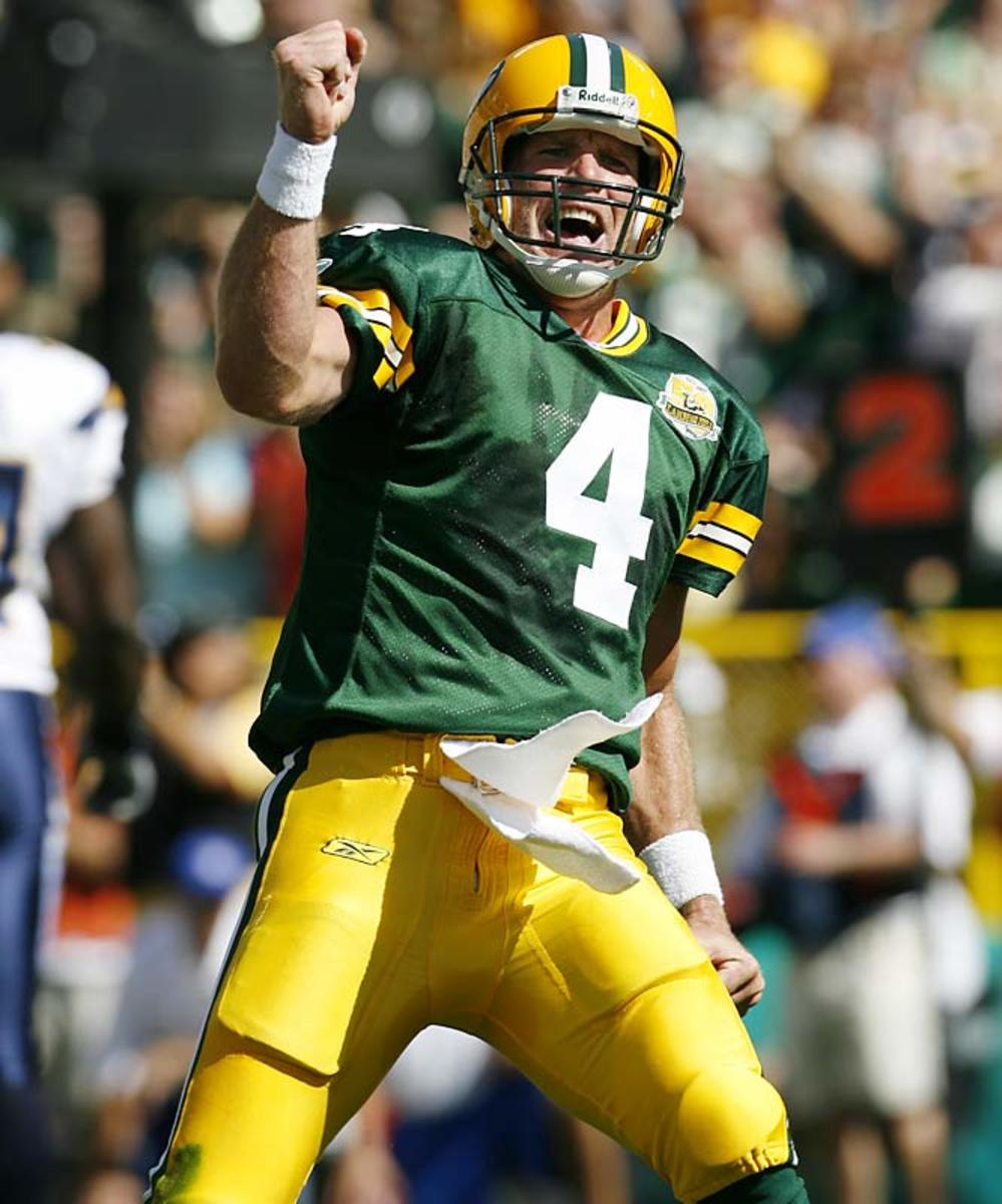 Packers 31, Chargers 24