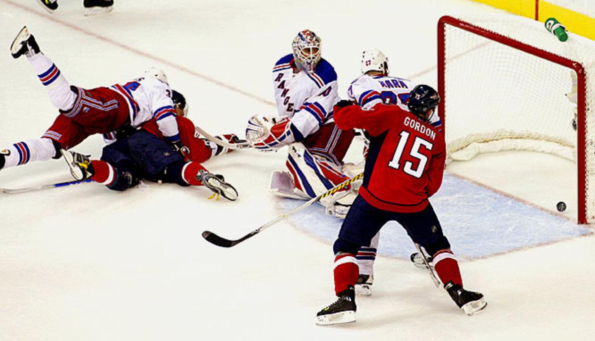 Alex Ovechkin goal