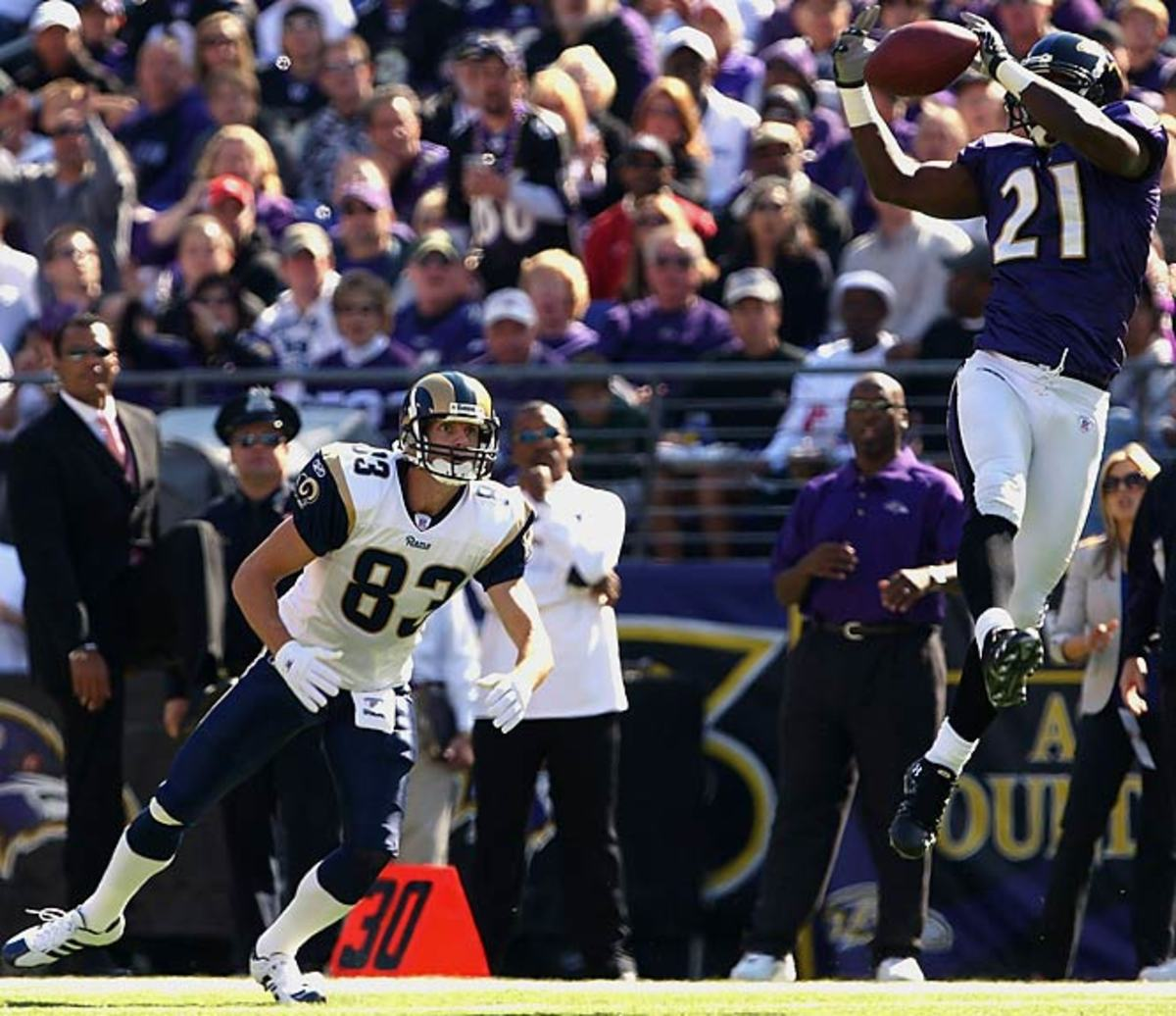 Ravens 22, Rams 3