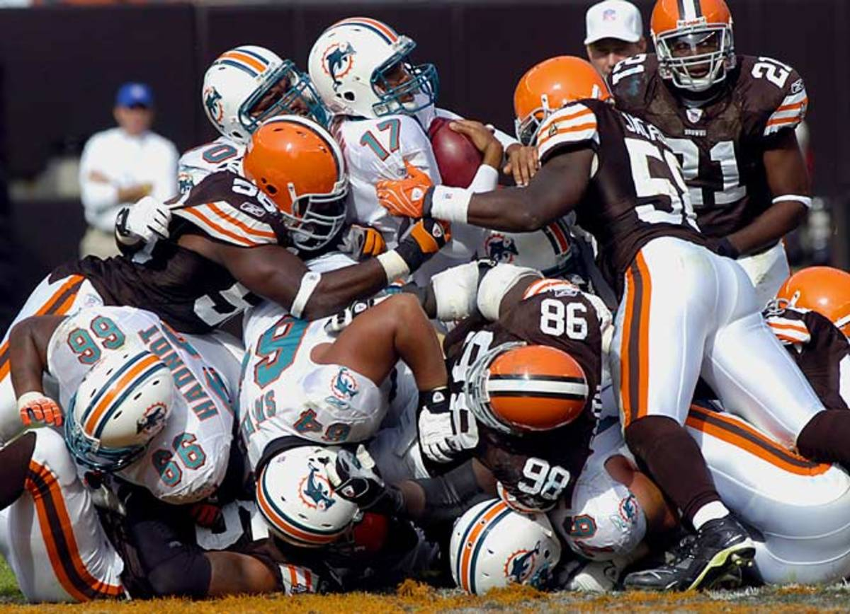 Browns 41, Dolphins 31