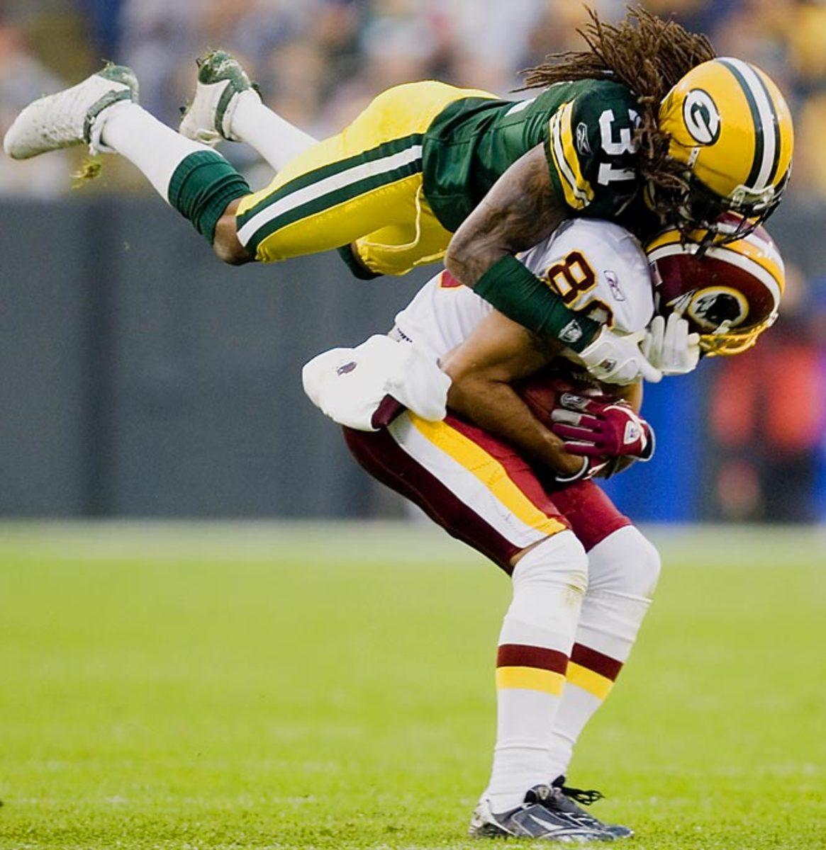 Packers 17, Redskins 14