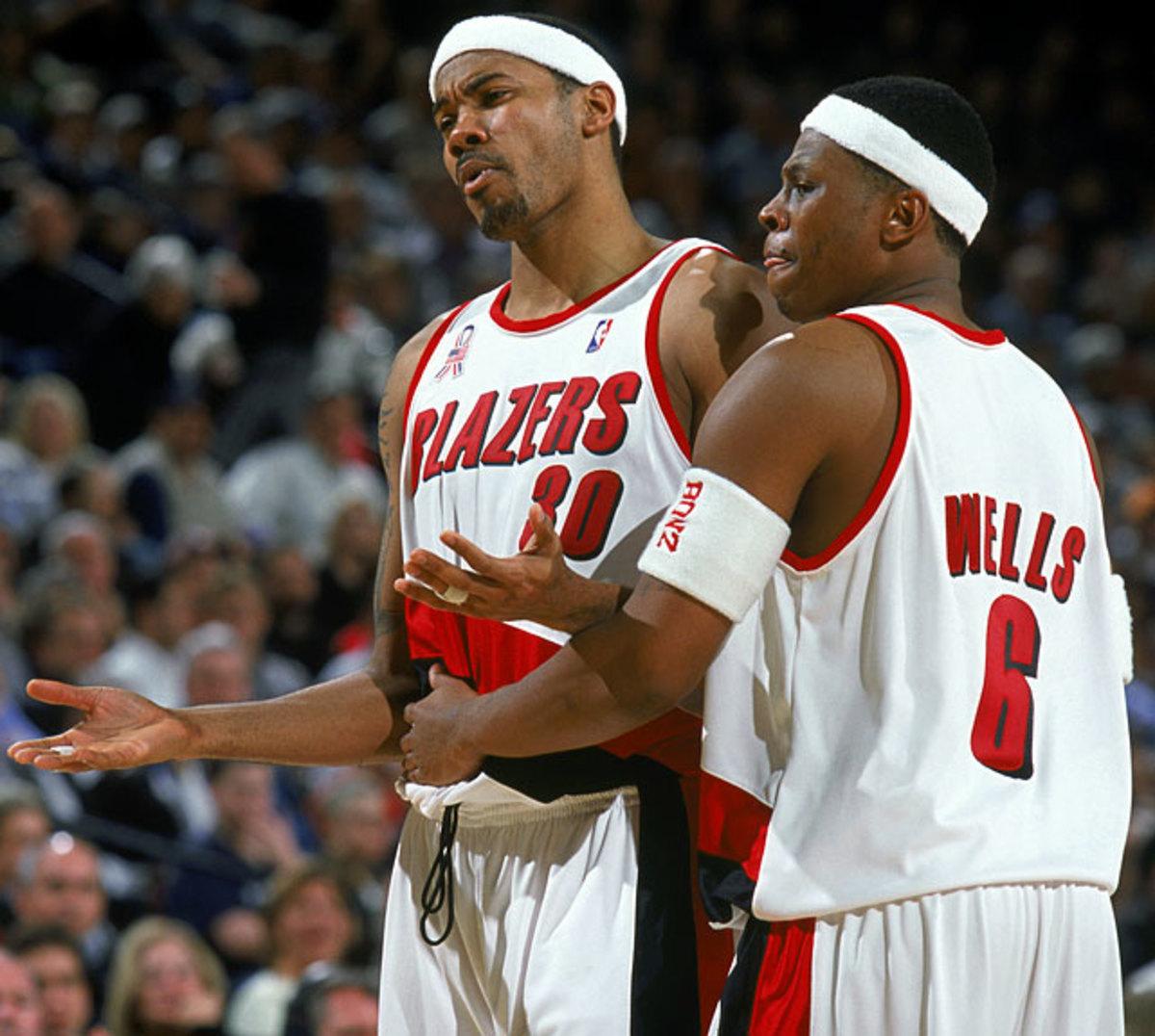 2000-01 Portland Trail Blazers