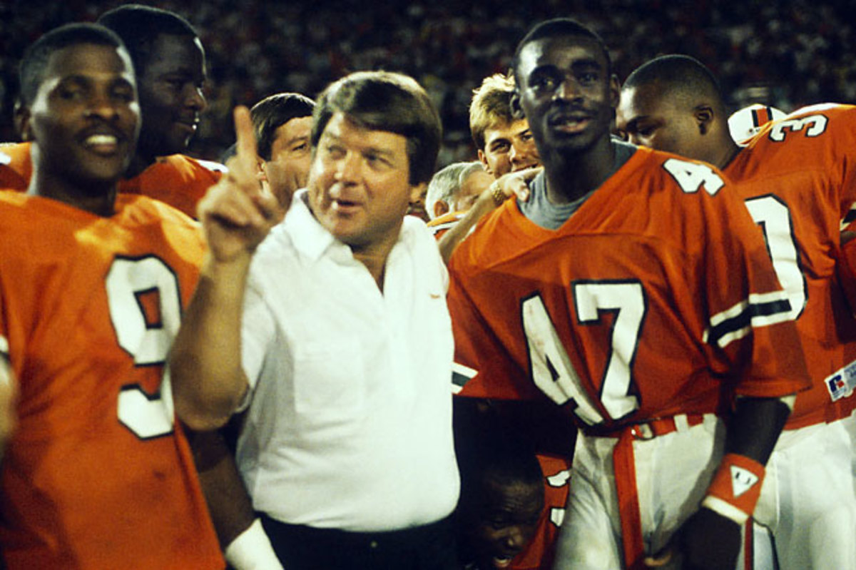 1986 Miami Hurricanes football