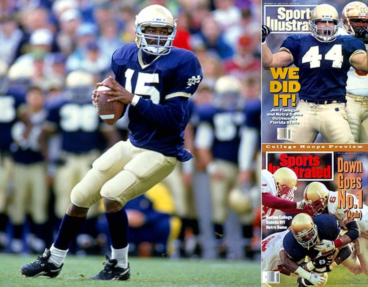 1993 Notre Dame football