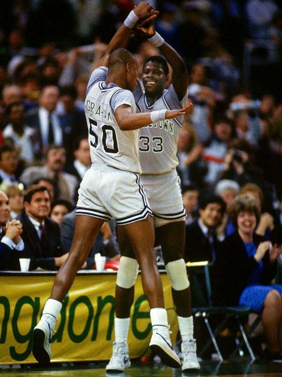 1983-84 Georgetown basketball