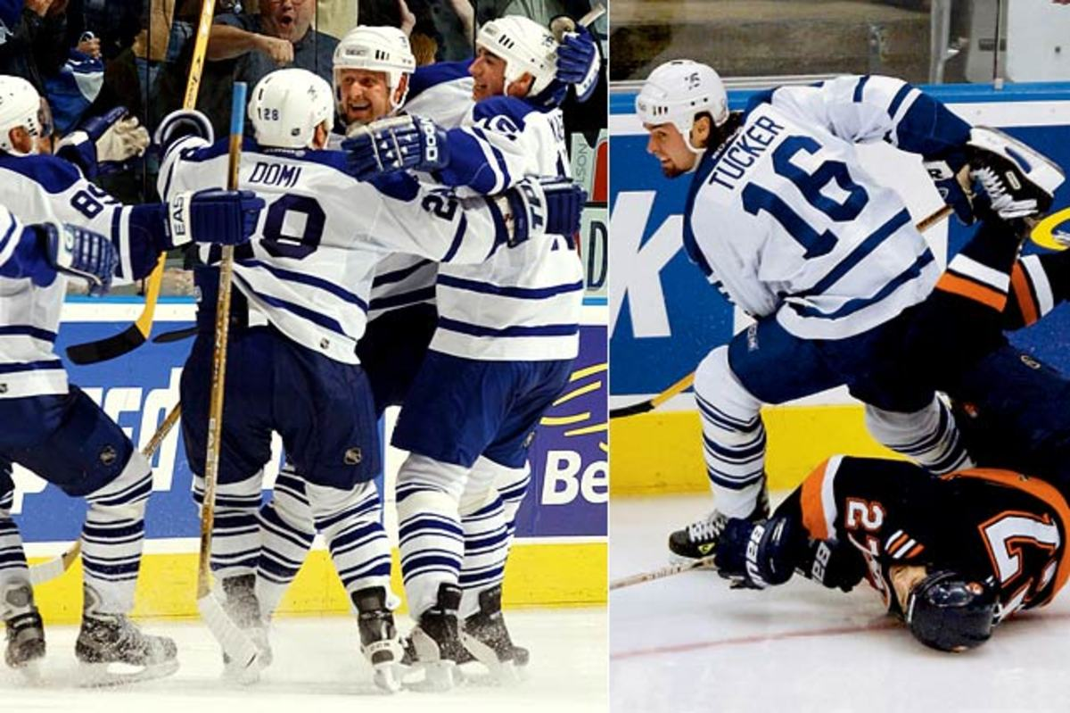2001-02 Toronto Maple Leafs