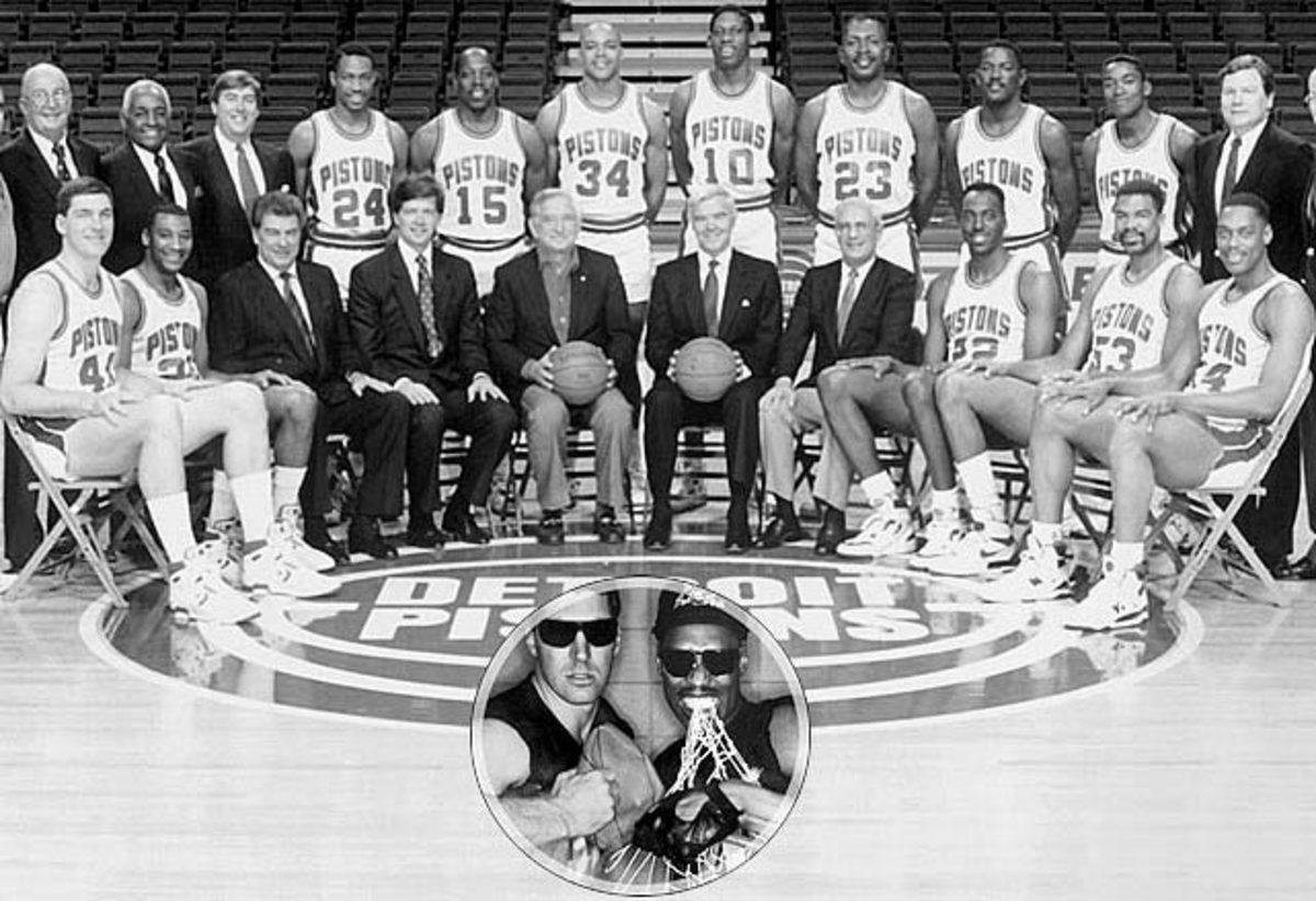 1988-89 Detroit Pistons