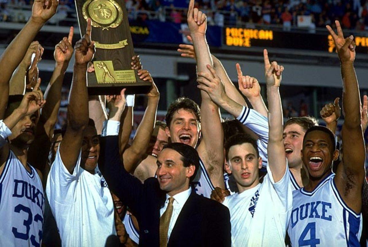 1991-92 Duke basketball