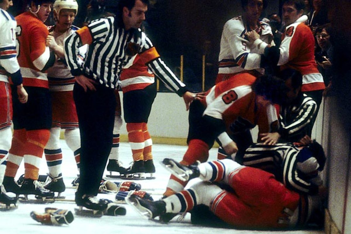 1974-75 Philadelphia Flyers