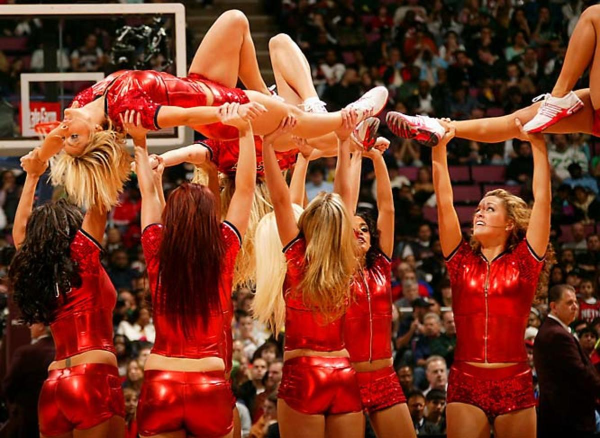 Nets Dancers