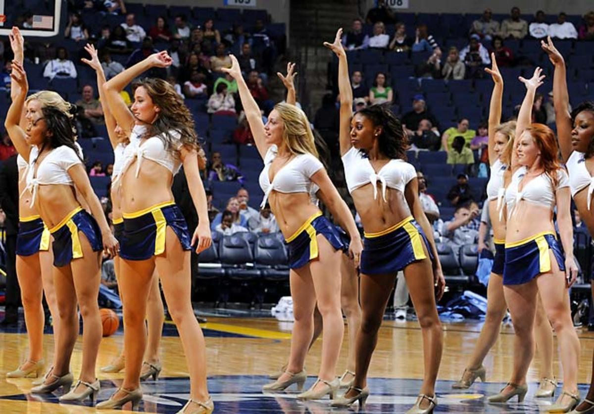 Grizzlies Dance Team