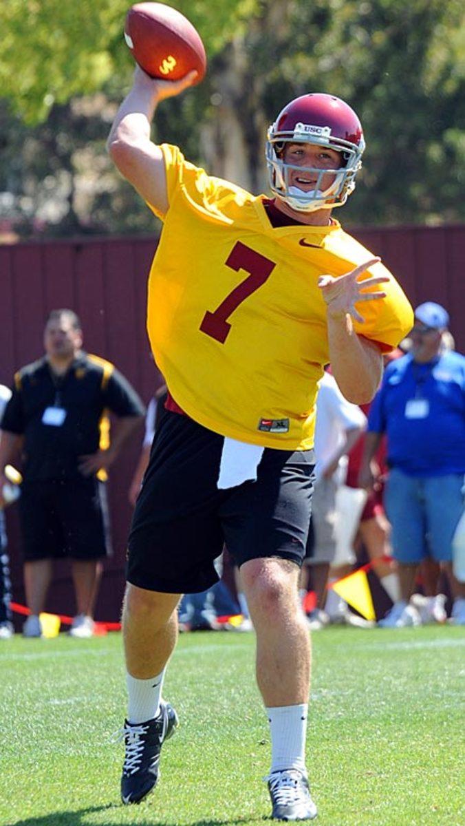 Matt Barkley, QB (USC)