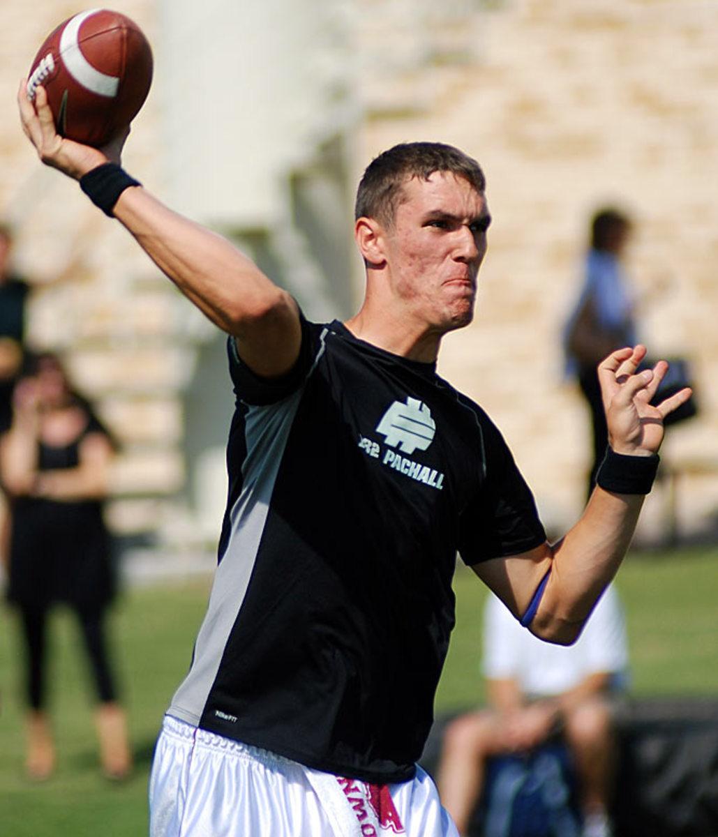Casey Pachall, QB (TCU)