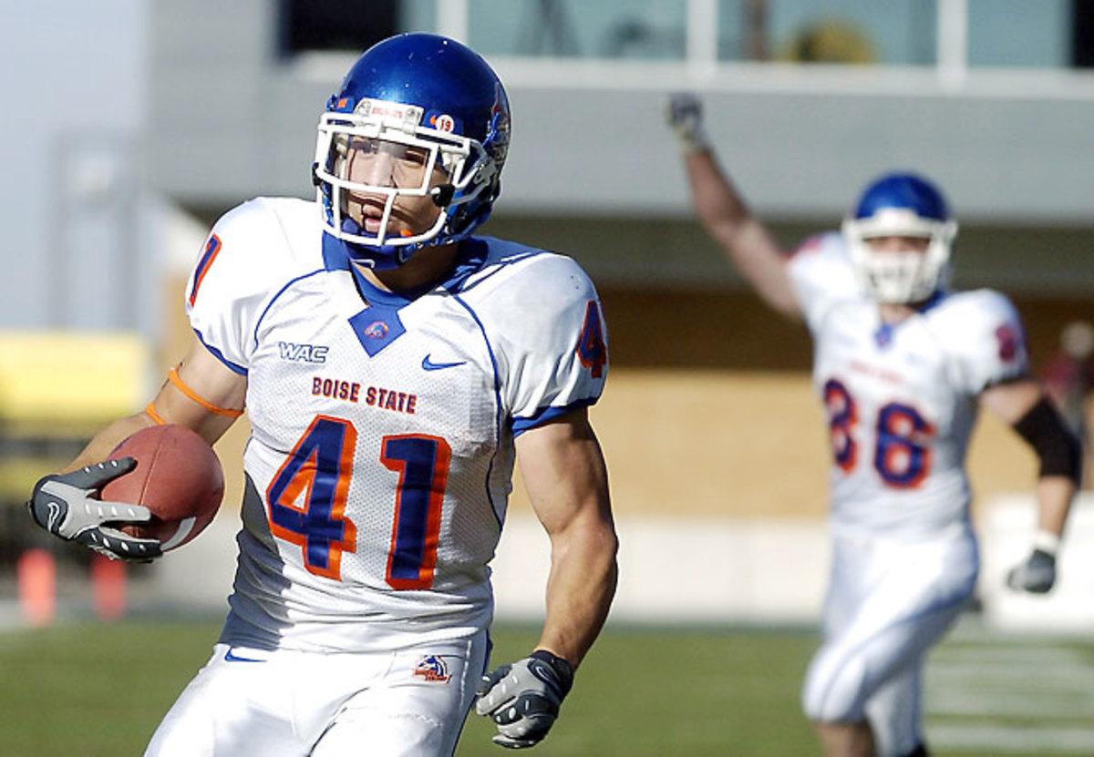 No. 19 Boise State 52, Utah State 0