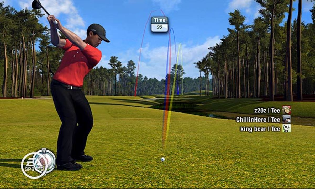 Tiger Woods 09 | All Systems | EA Sports