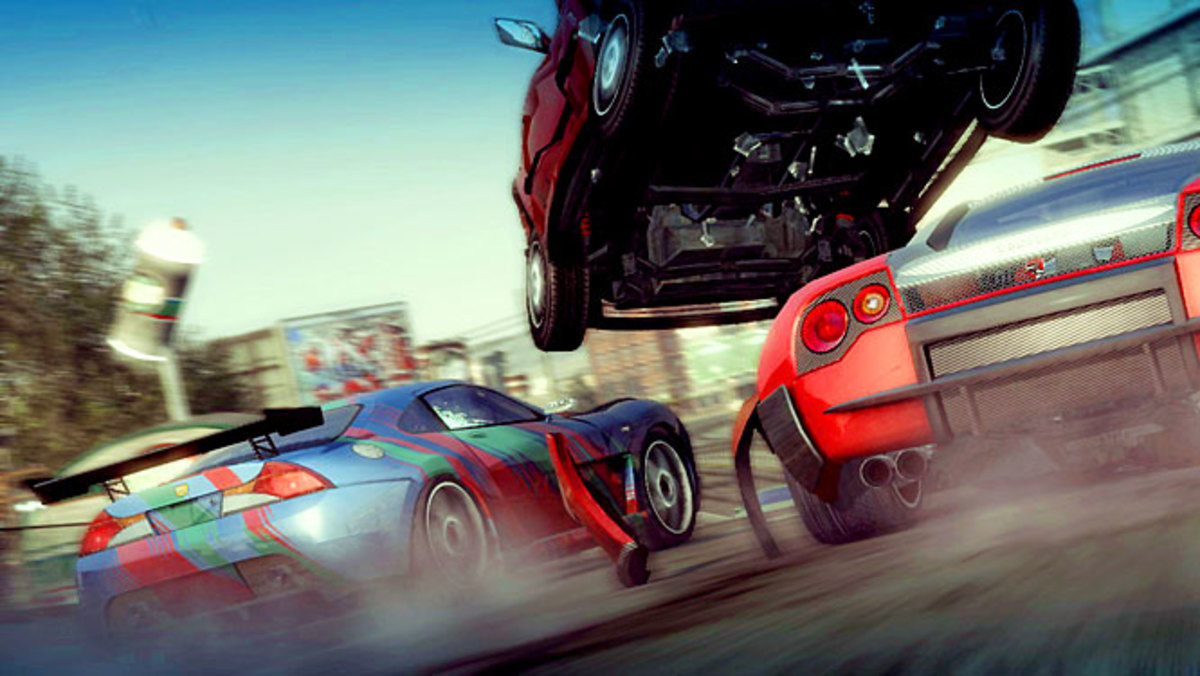Burnout Paradise | Xbox 360, PS3 | Criterion/EA
