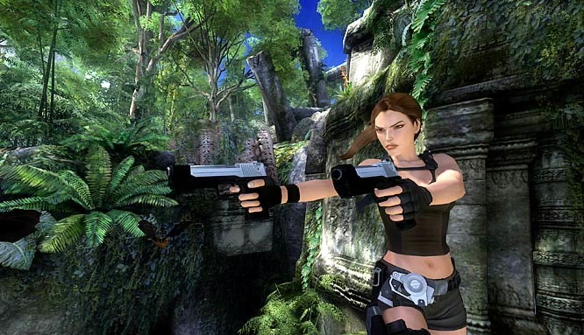 Tomb Raider: Underworld | All Systems | Eidos